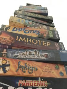 Games For Family time- A Frugal GIft Idea