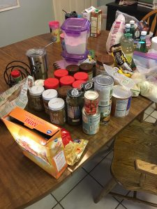 Declutter my Pantry