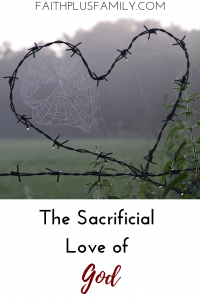 The Sacrificial Love of God