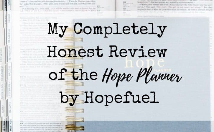 My Completely Honest Review of the by Hopefuel (1)