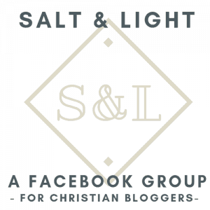 Salt and Light Link Up